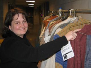 Lehigh University employee Pam Richey