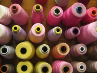 Lehigh University Costume Shop - spools of thread